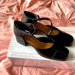 Naturalizer black shoes New!